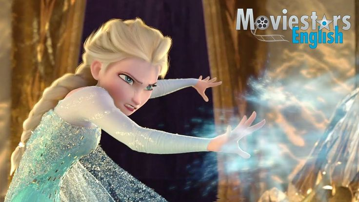 Top 5 Frozen Phrasal Verbs - Learn English With Movies