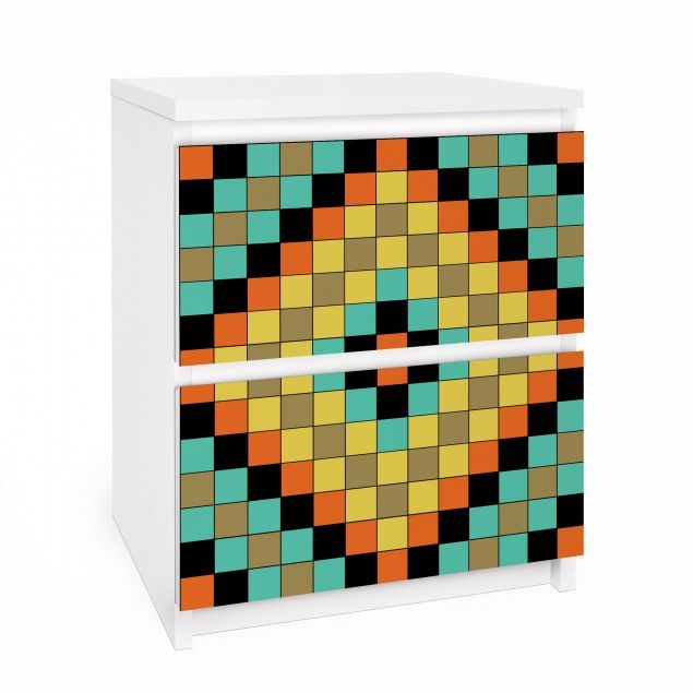 Ber ideen zu mosaik muster auf pinterest karten gepr gte karten und handgefertigte - Selbstklebefolie mosaik ...