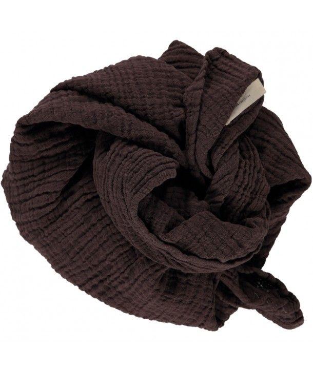 WAYDA Toulouse Cloth dark brown