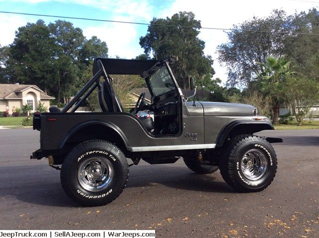 Jeeps For Sale and Jeep Parts For Sale - 1979 CJ5