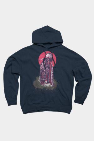 American Indians hoodie