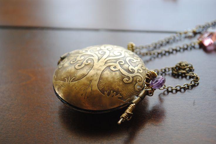 handmade locket