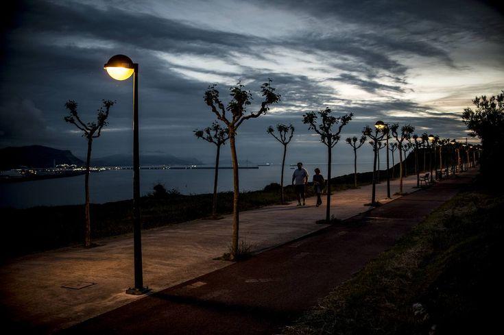 Punta Galea y Azkorri, unas vistas de postal