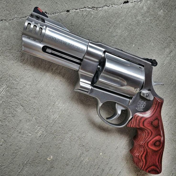 @eshaul | 500 Magnum #Regram via @gunsdaily