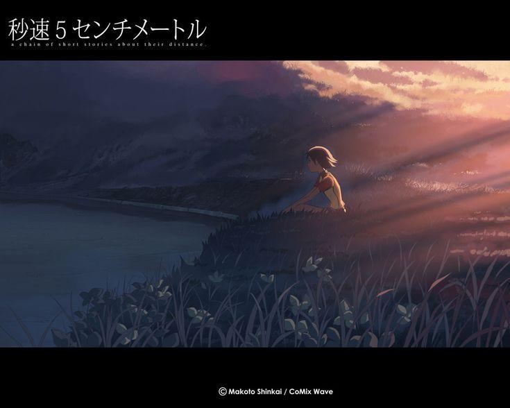 /5 Centimeters Per Second/#84230 - Zerochan | Makoto Shinkai