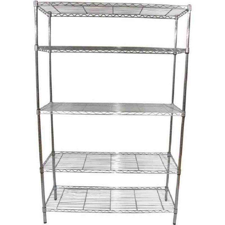 Pantry Storage Shelving Units Small Metal Shelving Unit: 25+ Best Ideas About Garage Shelving Units On Pinterest