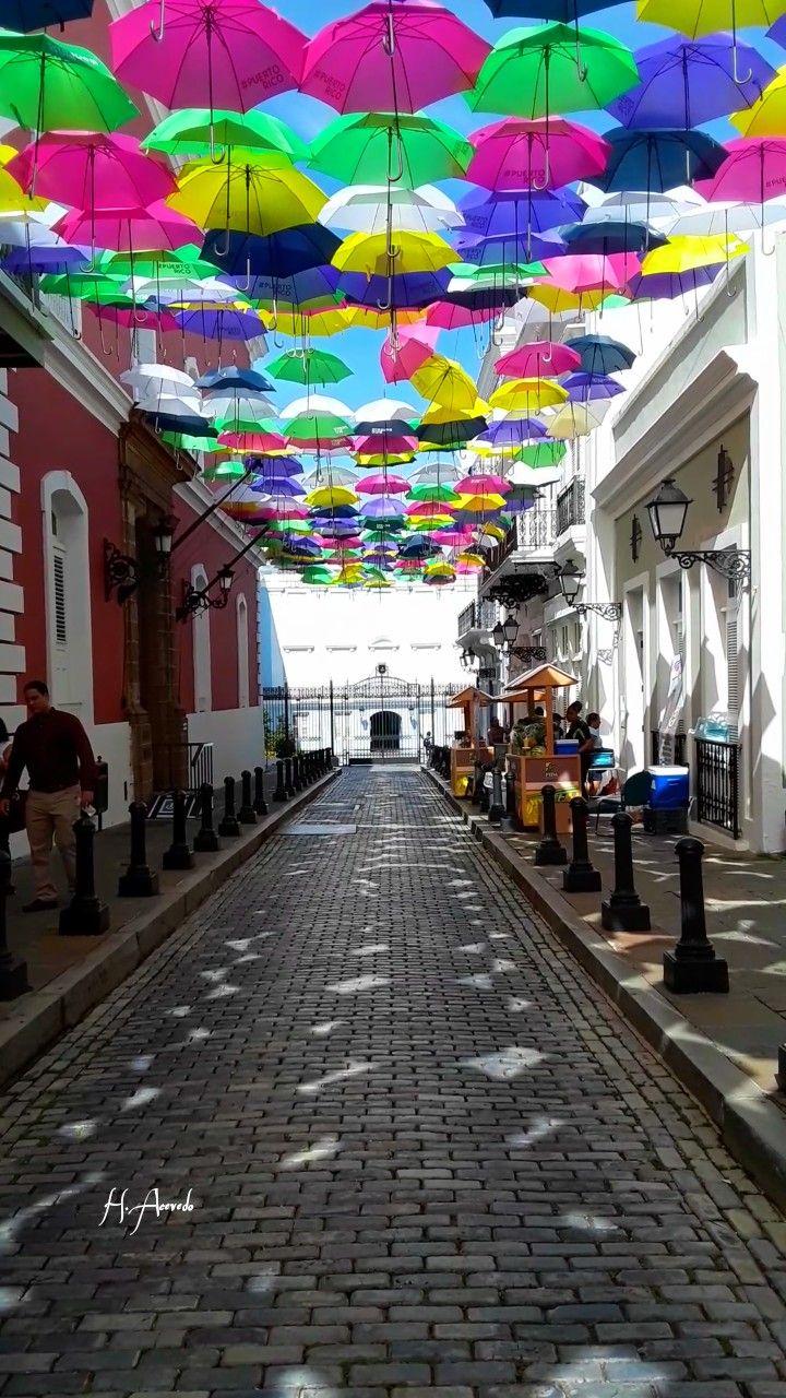 Calle Fortaleza , Viejo San Juan Puerto Rico. | Mi Paraiso ...