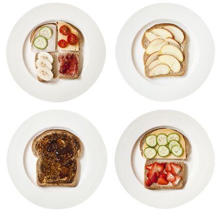 Wat geef ik bij ontbijt en lunch? | Voedingscentrum