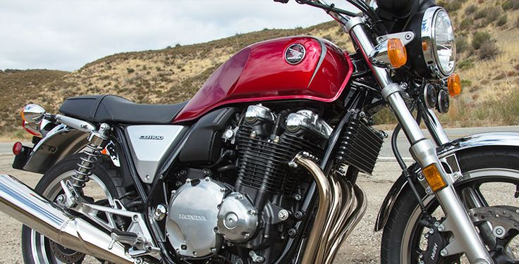 2013 CB1100 Overview - Honda Powersports