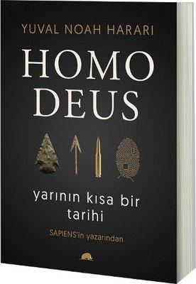 Homo Deus: Yarının Kısa Bir Tarihi,ayşe tolga önerisi,pınar sabancı
