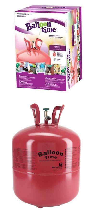 Balloons 26384: Disposable Helium Tank For Balloons - Fills Up-To 50 Balloons Free Shipping! -> BUY IT NOW ONLY: $49.99 on eBay!