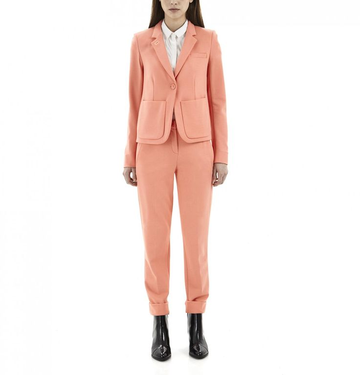 Coral Classic Jacket