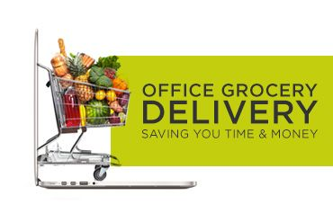 Save time and money with Office Central's office grocery delivery service!