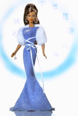 Taurus Barbie® Doll   The Barbie Collection