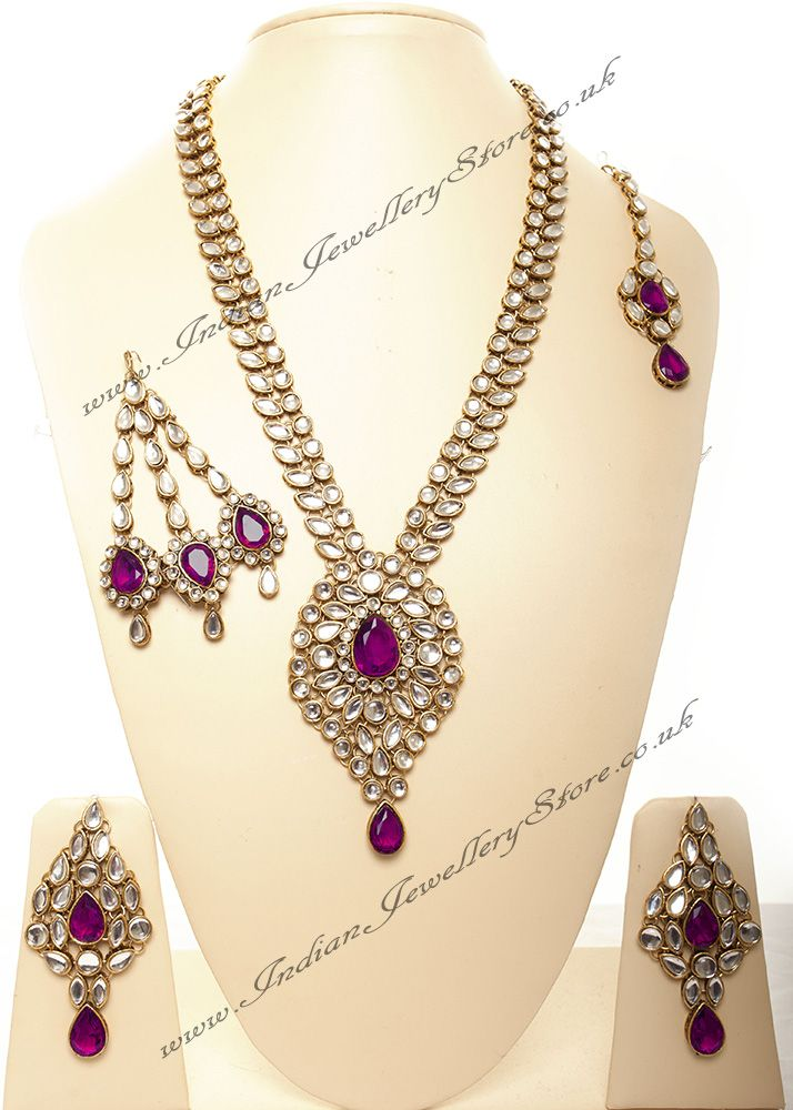 long haram Jewellery set