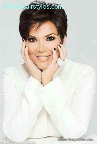 awesome How to do Kris Jenner haircut