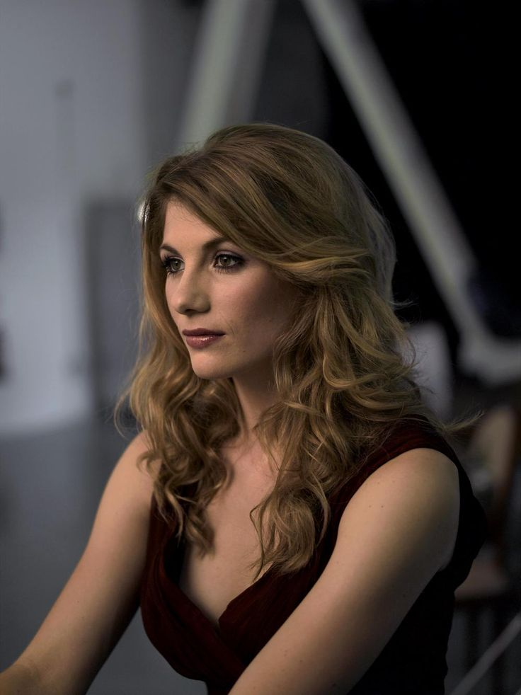 Jodie Whittaker played Peggy in Return to Cranford