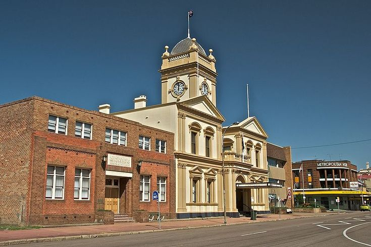 I Must Confess...memories of my hometown, Maitland NSW Australia.