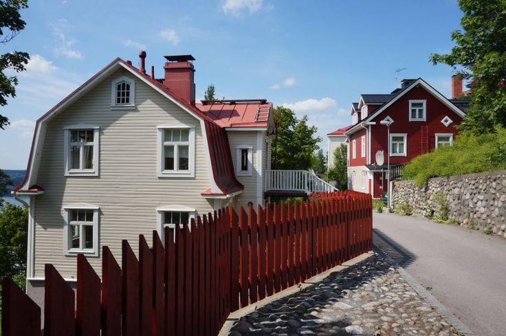 Tampereen kaunein kaupunginosa: Pispala - CURIOUS FEET