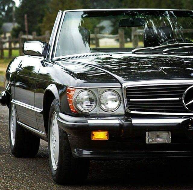 crazyforcars: 560SL | Billionaire Boys Club