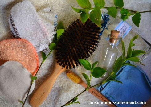 Recette de shampooing sec simple et astuces pour faire moins de shampooings