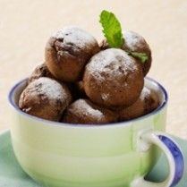 POFFERTJES COKELAT Sajian Sedap