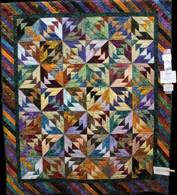 Wild Goose Chase Quilts Summer Quilts Miniature