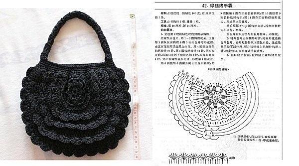 Free Crochet Pattern Purse