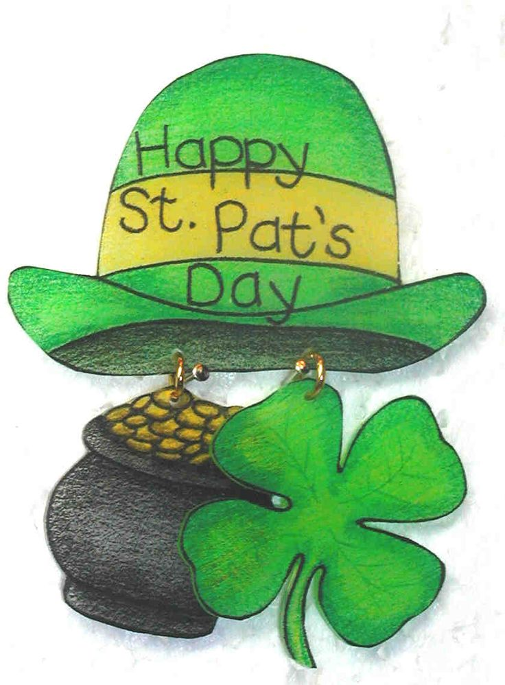 A gathering of some of my favorite St. Patrick's Day crafts and printables.
