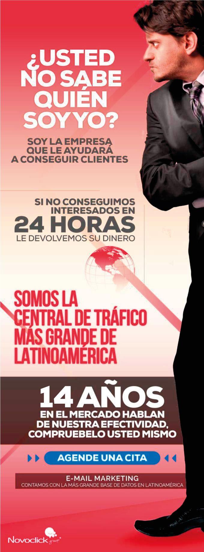 CONSIGA CLIENTES PARA SU EMPREASA 2014