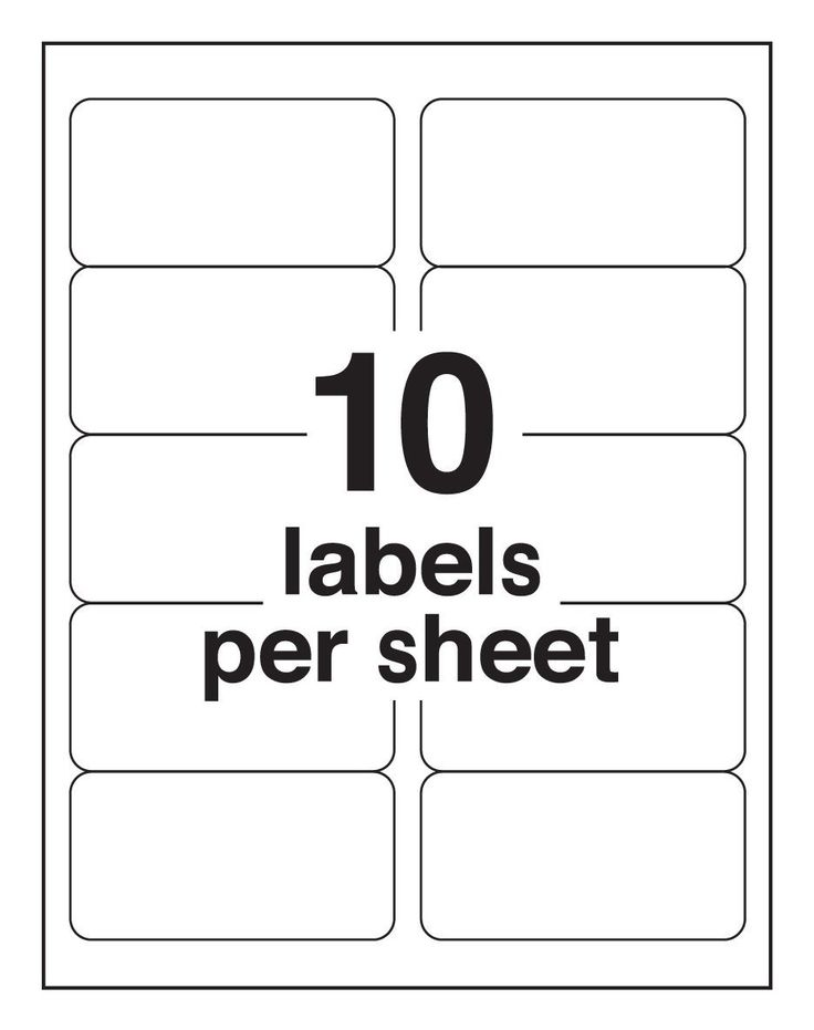 28 avery shipping label template 5163  2020