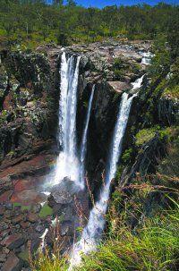 Blencoe Falls, Girringun National Park.