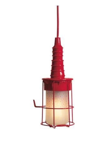 Seletti  Ubiqua - Industrial Design Lamp
