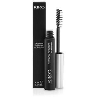 KIKO MAKE UP MILANO: Eyebrow Designer - mascara fissatore gel per sopracciglia