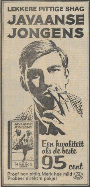 Javaanse Jongens 1968
