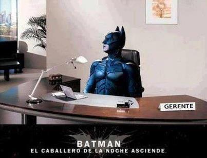 Batman Asciende