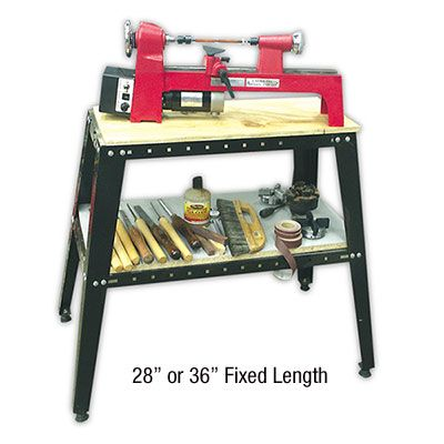 Variable Length Mini Midi Lathe Stand Woodturning