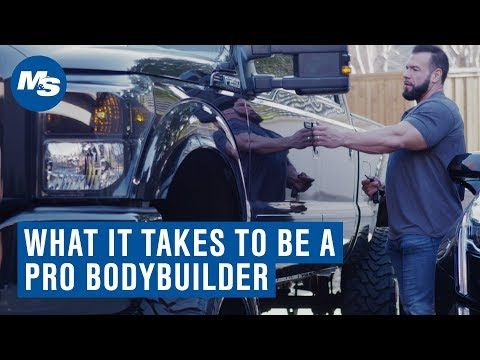 What It Takes To Be A Pro Bodybuilder | Return of the King Snake | Ep 3