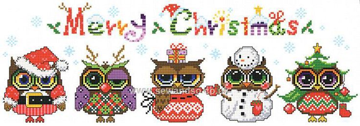 Merry owls