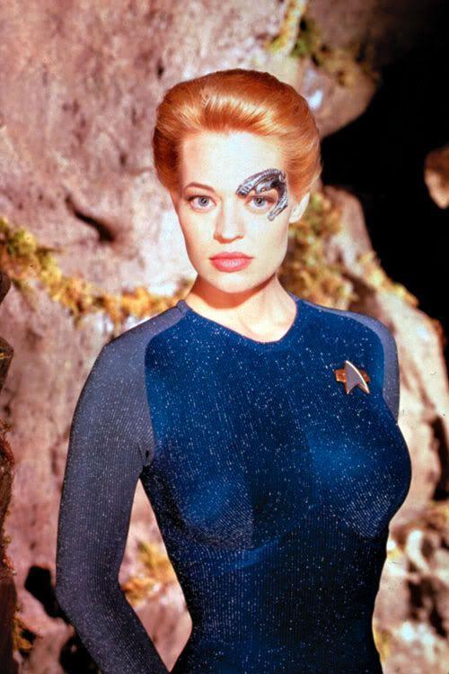 Star Trek Voyager - Seven of Nine