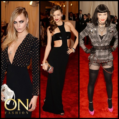 Modanın Oscar'ı    Modanın Oscar'ları olarak anılan Metropolitan Museum of Art's Costume Institute Gala New York'ta gerçekleşti. Her sene farklı bir temayla açılan moda sergisinin bu seneki teması Punk oldu.