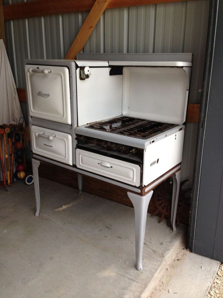 Antique Kitchen Wood Stoves For Sale