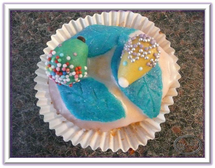 Cupcake - Egels
