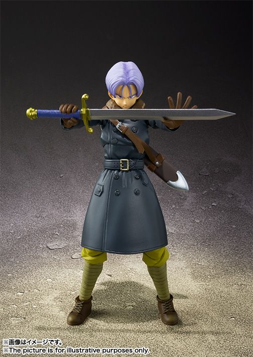 DB Xenoverse Trunks Update 002
