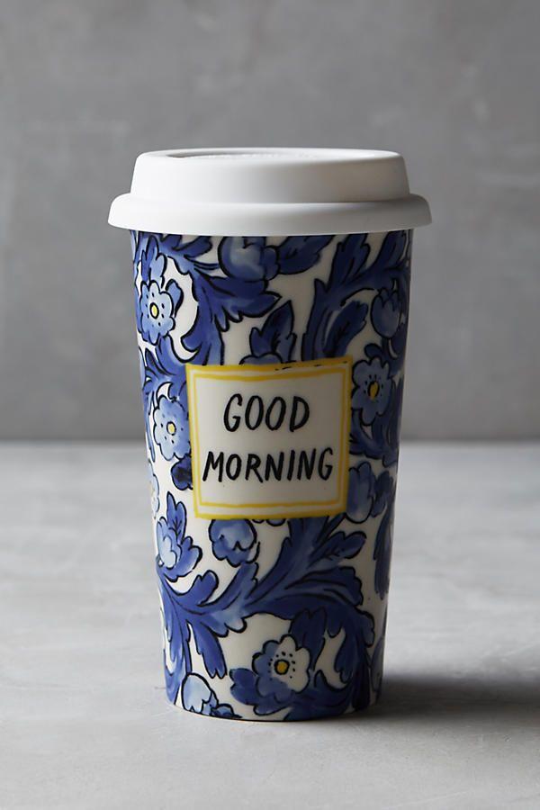 Sweet Salutation Travel Mug