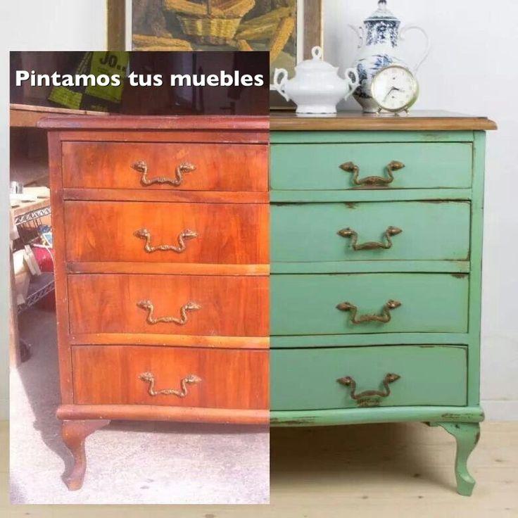 Pintado de muebles