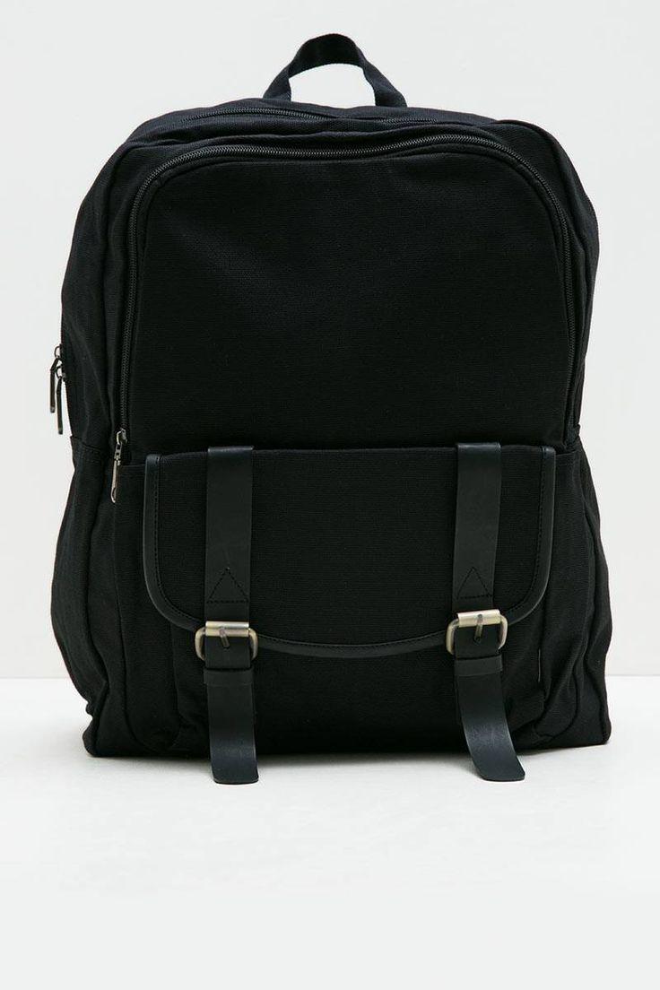 Sell Backpack Colins-Black Backpacks | Berrybenka.com