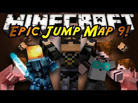 http://minecraftstream.com/minecraft-gameplay/minecraft-epic-jump-map-ultimate-trolling-part-1/ - Minecraft: Epic Jump Map Ultimate Trolling Part 1!  JOIN SKY, DEADLOX, MINECRAFTUNIVERSE AND BODIL40 AS THEY CHASE DOWN THE TROLL ON TOP OF THE MOUNTAIN! WILL THEY GET TO HIM BEFORE THEY SUCCUMB TO HIS TRAPS?! Friends Channels! http://www.youtube.com/user/bodil40...