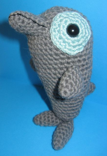 Amigurumi Dolphin Patterns : 17 Best images about Fish/crochet on Pinterest Plastic ...