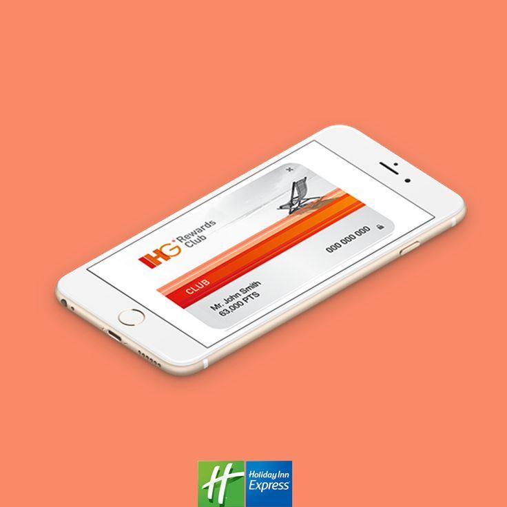 IHG® App: the world of IHG at your fingertips